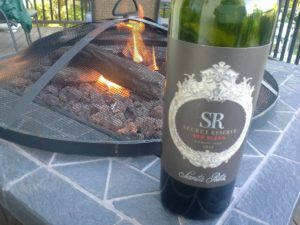 Secret Reserve red blend is a great start on Chilean wines.