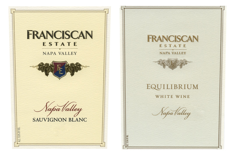 Franciscan's Sauvignon Blanc and Equilibrium