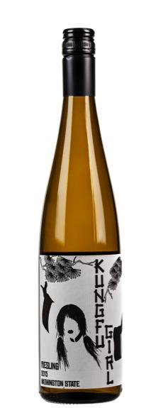 Charles Smith Kung Fu Girl Riesling 2015, Walla Walla, $12 -- One of America's best values and purely delicious.