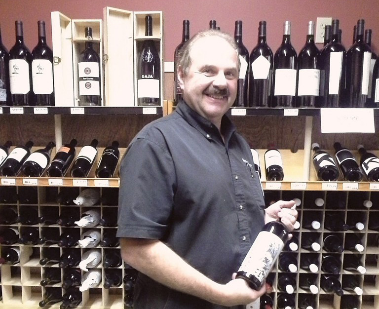Sam Messina, The Wine ConneXtion, North Andover