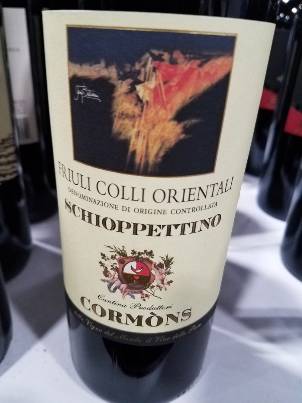 Cormons Schioppettino Collio DOC 2013